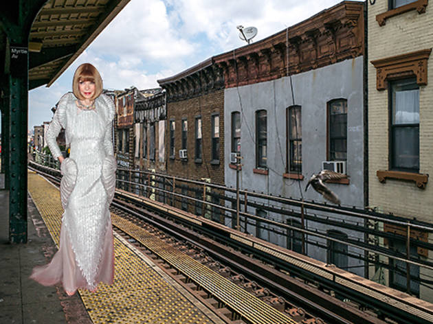 Is Bushwick really the seventh most stylish neighborhood in the world?