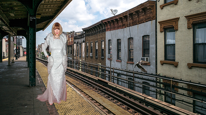 Is Bushwick really the seventh most stylish neighborhood in the world? Anna Wintour finds out!