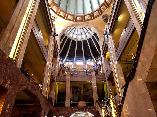 Tienda del Palacio de Bellas Artes
