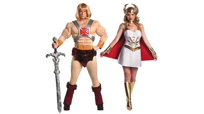 The best costumes for couples