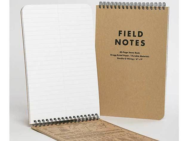 Field Notes (©Bryan Bedell)