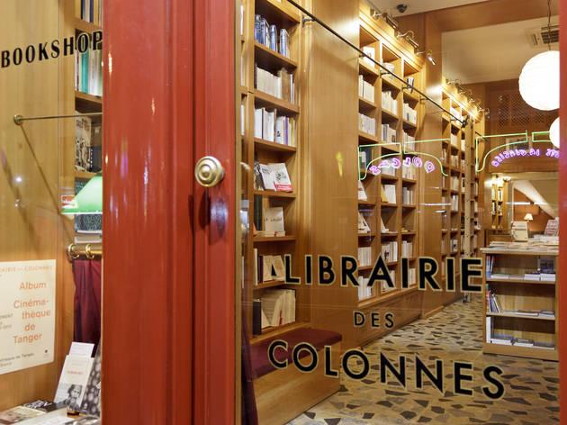 La Librairie des Colonnes
