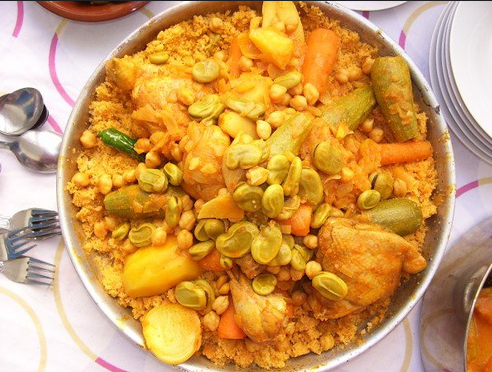 Couscous party