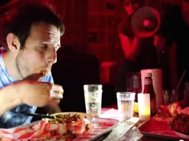 Boy vs Food: Meat Liquor