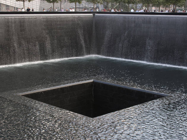 The 9/11 Memorial and Museum
