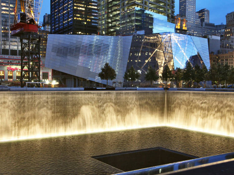 Pay your respects at the National September 11 Memorial & Museum