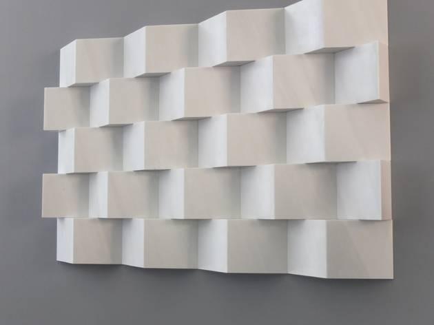 (Vue de l'exposition de Laurent Grasso / © TB)