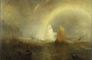 JMW Turner ('The Wreck Buoy', 1846)