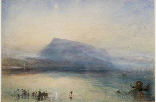 JMW Turner ('The Blue Rigi', 1841-2 )