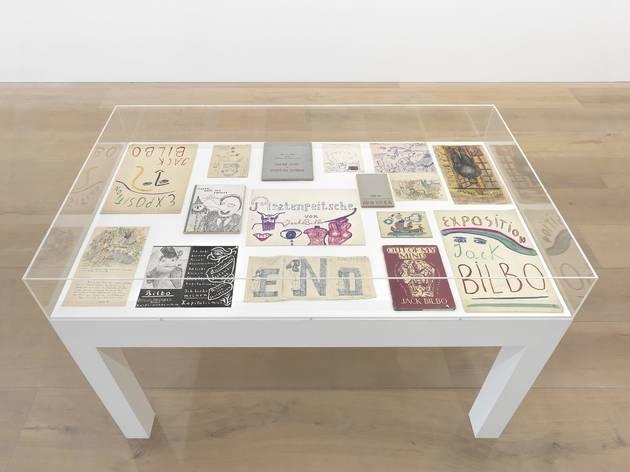 Jack Bilbo (exhibition view)