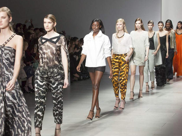 London Fashion Week, right-hand promo image