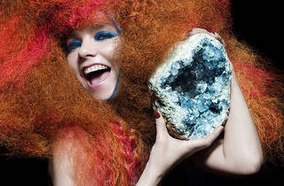 Bjork – Biophilia Live screening