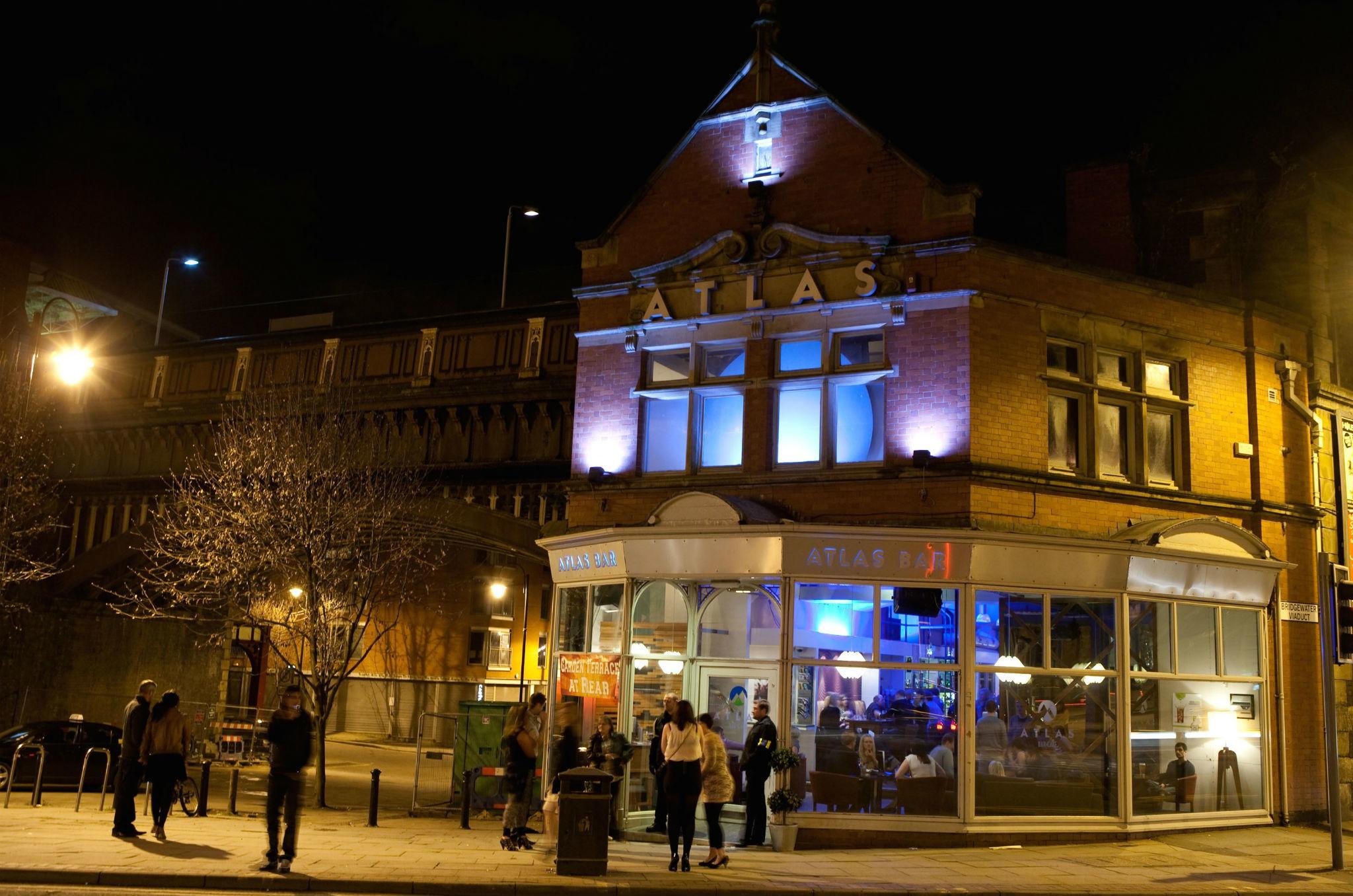Atlas Bar, Manchester