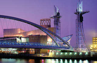 The Lowry, Manchester
