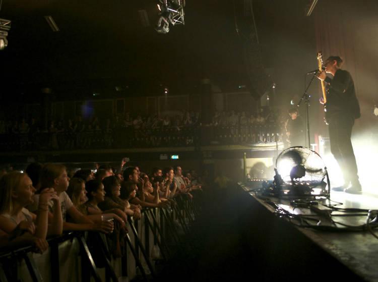Manchester's best live music venues