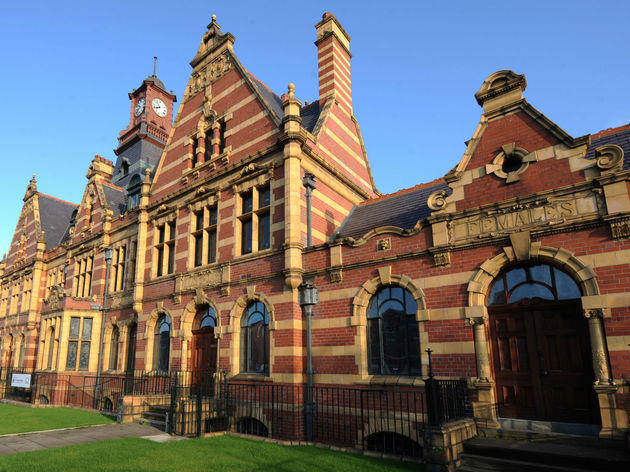 Top ten Manchester attractions