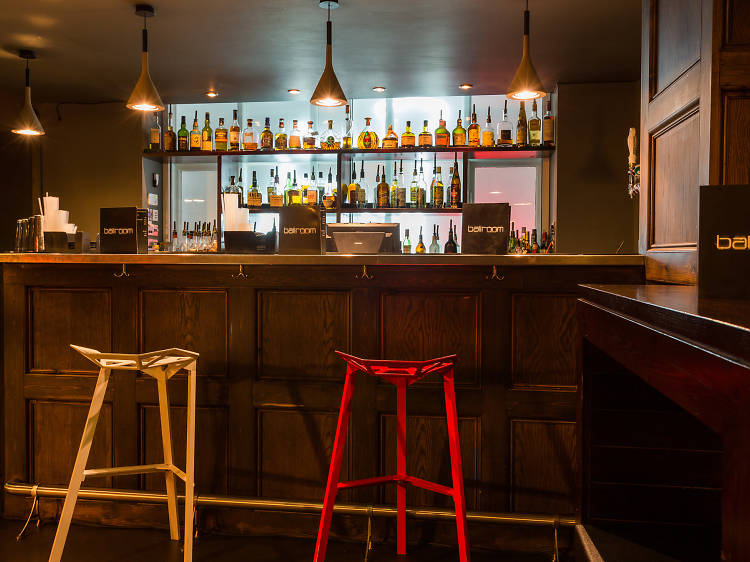 The top late-night bars in Manchester