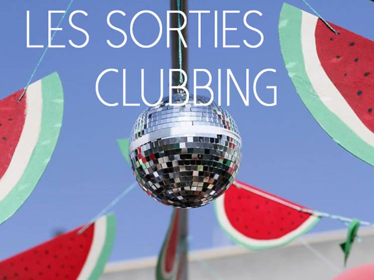 Les sorties clubbing