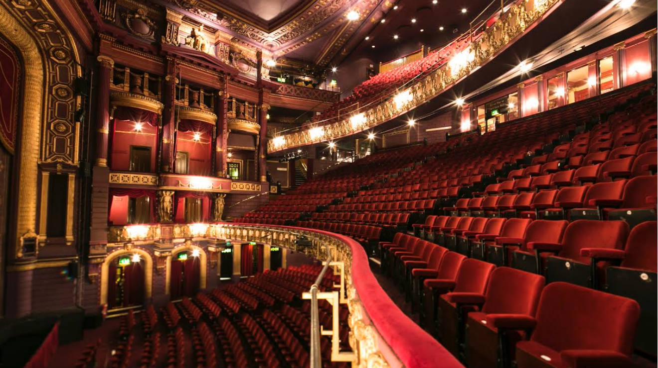 Image result for palace theatre london inside