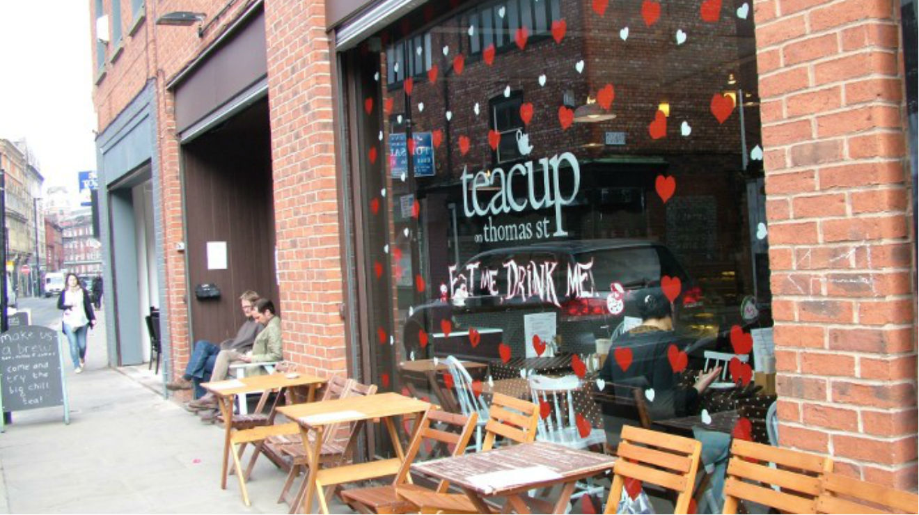 Teacup Kitchen Restaurants In Manchester