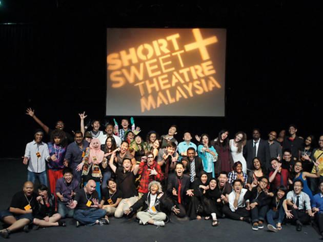 Short+Sweet Malaysia 2014 Dance
