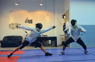 Blade Fencing KL