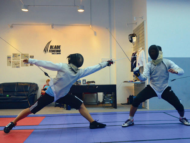 Blade Fencing Kuala Lumpur