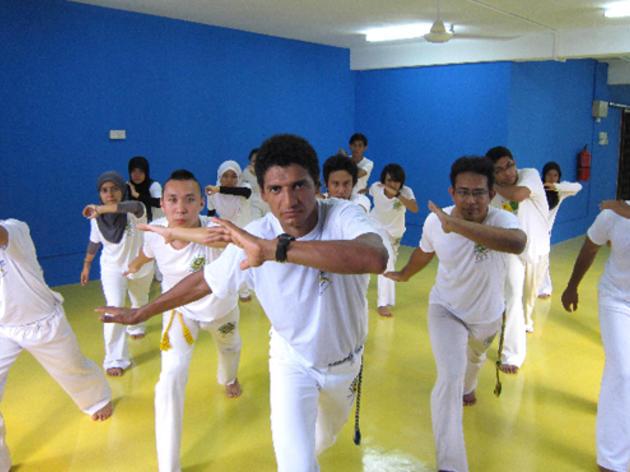 Cordao de Ouro Capoeira Malaysia