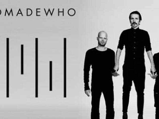 Whomadewho live! + Amable & Gato