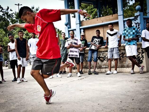 Muestra de Cine Día de Brasil: A batalha do passinho