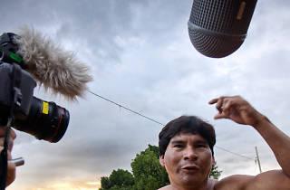 Muestra de Cine Día de Brasil: O Mestre e o Divino