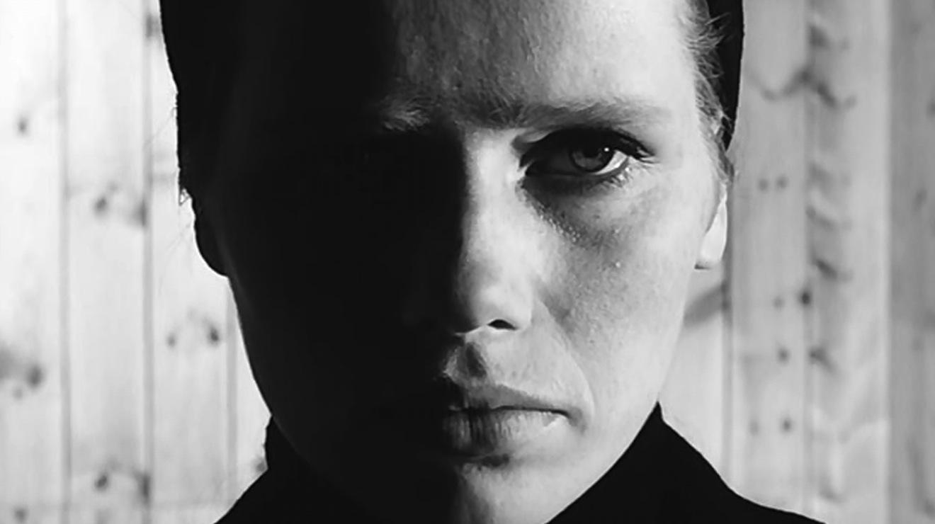 Liv Ullmann dans 'Persona' (1966)