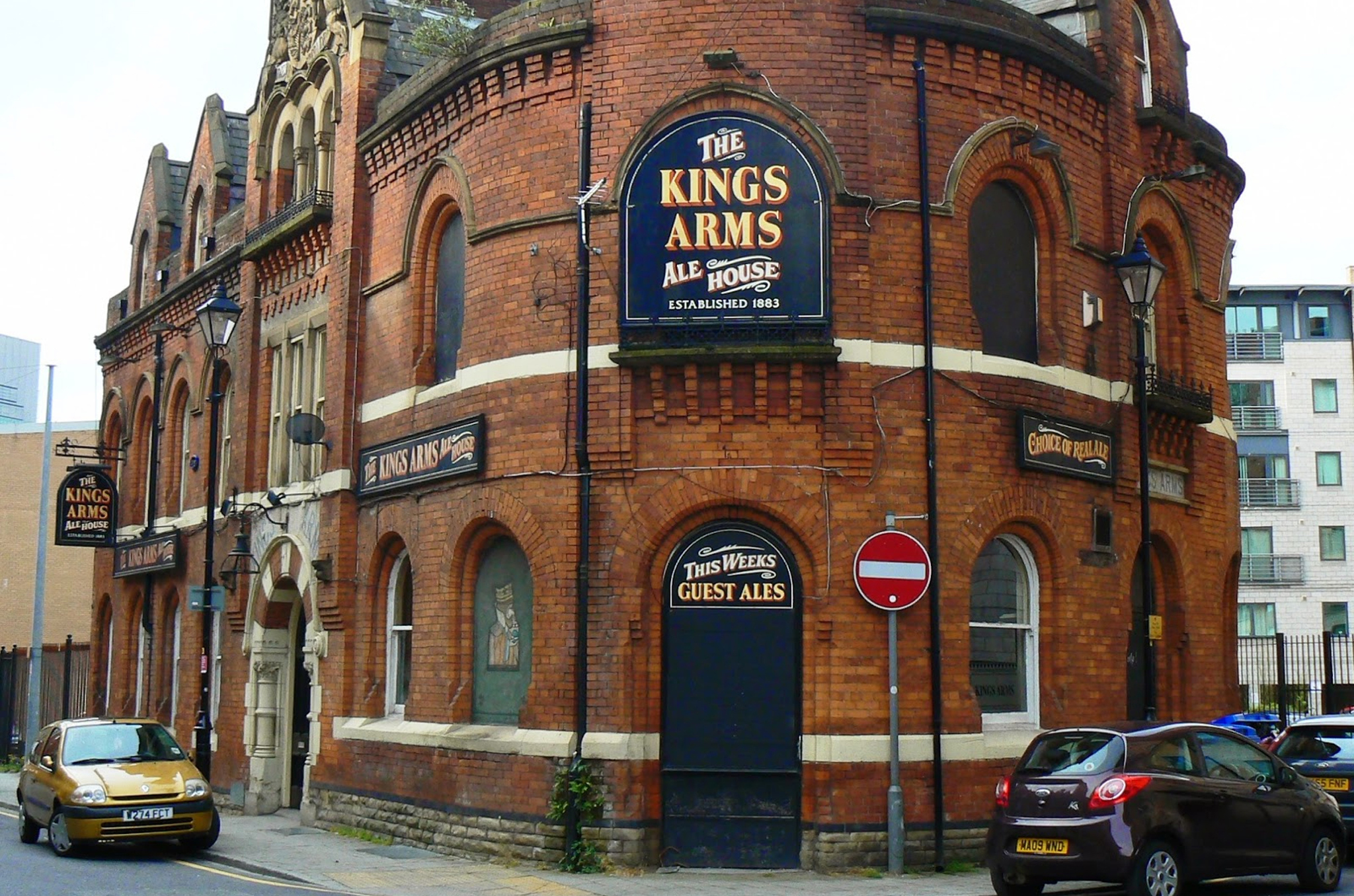 The King's Arms, Manchester
