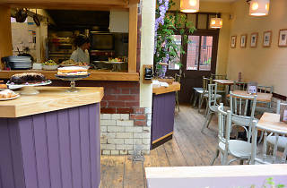 Oak Street Cafe, Manchester