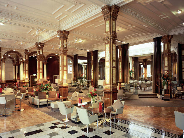The Palace Hotel, Manchester