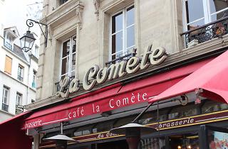 la comète