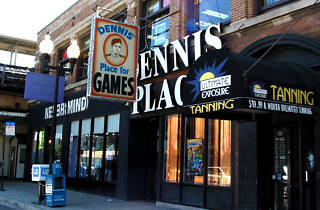 Dennis' Place for Games is an arcade we miss.
