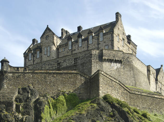 Top ten Edinburgh attractions