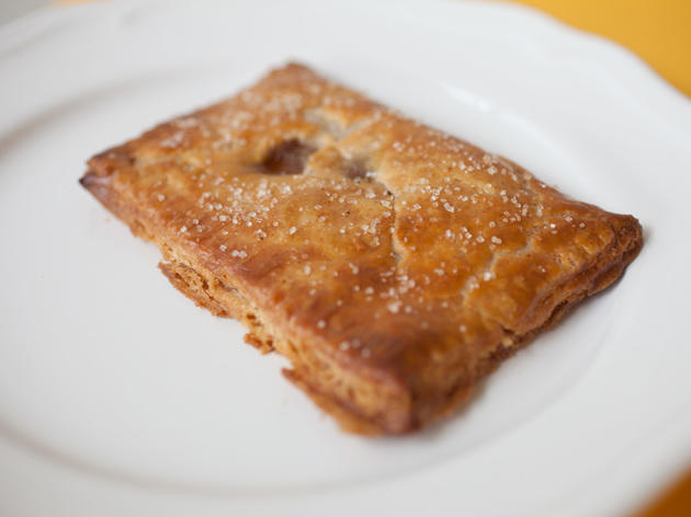Apple hand pie at Baker Miller bakery & millhouse.