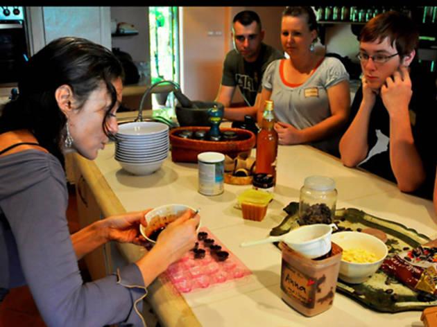 Raw Chocolate Making Workshop with Anna Suvorova