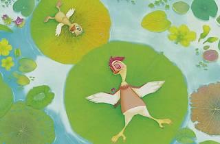 Lifi (una gallina tocada del ala)