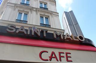 A Saint-Malo