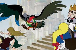 'Le Roi et l'Oiseau'