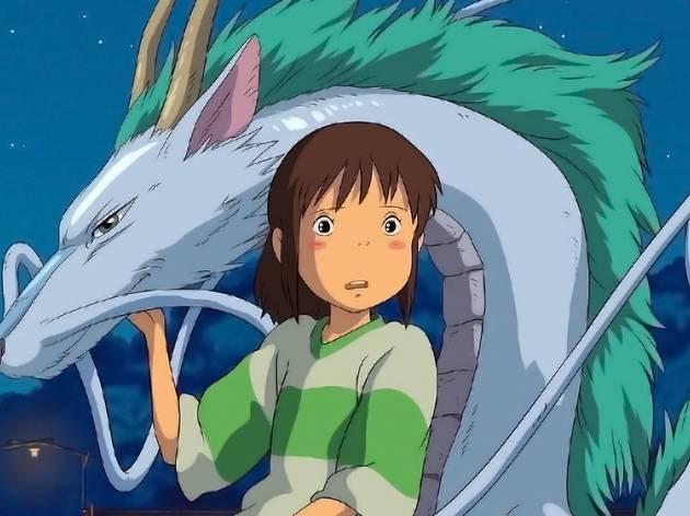 'Le Voyage de Chihiro'