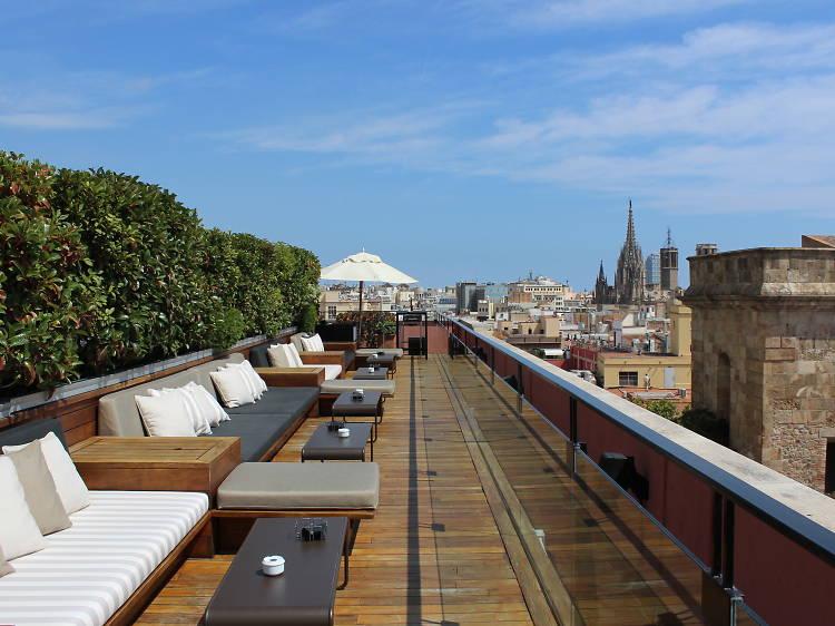 Stellar rooftop bars in Barcelona