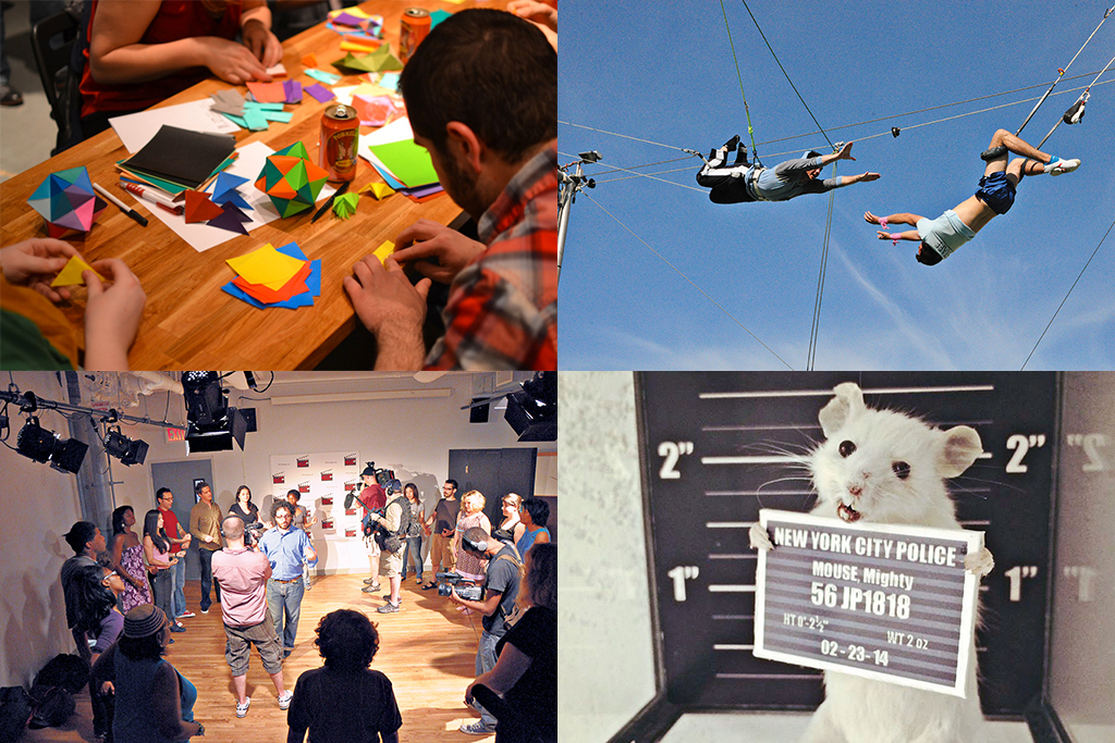 The 15 coolest classes in NYC