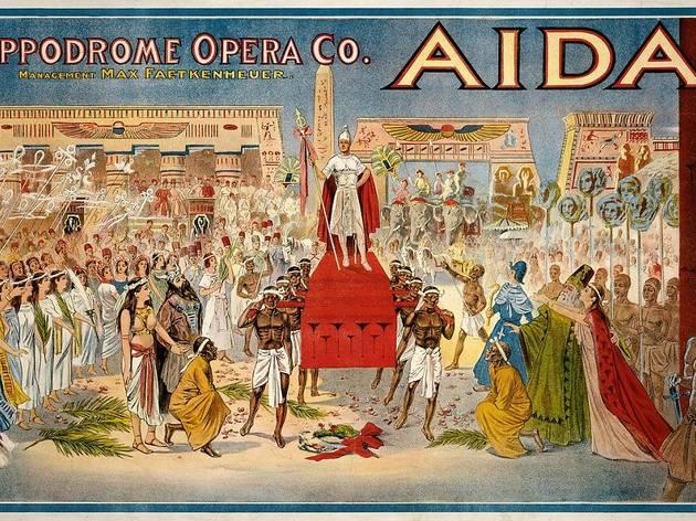 Òpera i Egipte: Tolomeo, Re d'Egitto