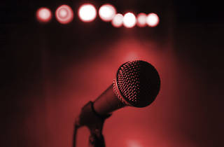 Girlie Circuit 2015: Women's open mic – poetry and stories
