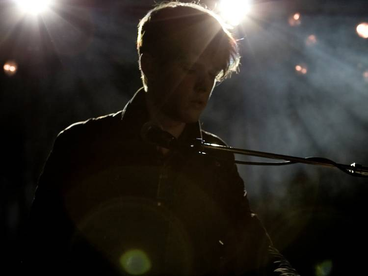 Pitchfork 2014 / Jour 1 : James Blake, Jon Hopkins, Mogwai, The War on Drugs, The Notwist...