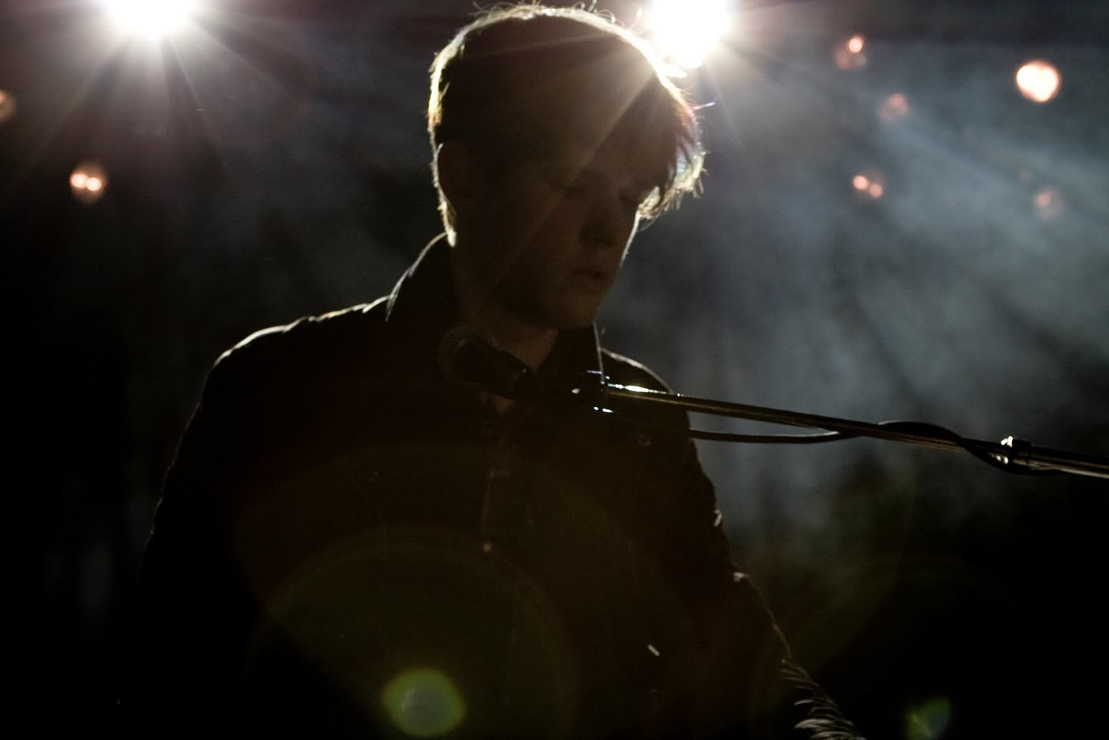 Pitchfork 2014 / Jour 1 : James Blake, Jon Hopkins, Mogwai, The War on Drugs, The Notwist...